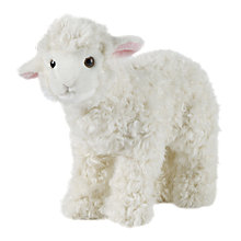 Buy Large Standing Lamb Soft Toy Online at johnlewis.com