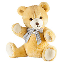 Buy Steiff Petsy Teddy Bear, Large Online at johnlewis.com