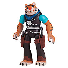 Buy Teenage Mutant Ninja Turtles Mutations Mix & Match Tiger Claw Action Figure Online at johnlewis.com