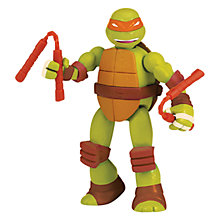Buy Teenage Mutant Ninja Turtles Mutations Mix & Match Mike Action Figure Online at johnlewis.com
