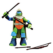 Buy Teenage Mutant Ninja Turtles Mystic Leonardo Action Figure Online at johnlewis.com