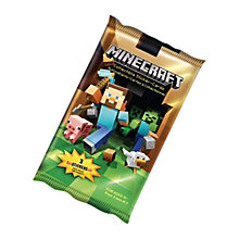 Buy Minecraft Collectable Sticker-Cards, Pack of 3 Online at johnlewis.com