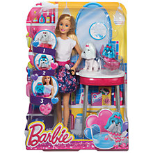 Buy Barbie Colour Me Cute Doll Online at johnlewis.com