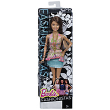 Buy Barbie Fashionistas Teresa Doll Online at johnlewis.com