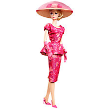 Buy Fashionably Floral Barbie Doll Online at johnlewis.com