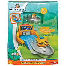 Buy Fisher-Price Octonauts Gup Speeders Launcher Online at johnlewis.com