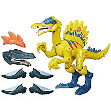 Buy Jurassic World Hero Mashers Spinosaurus Online at johnlewis.com