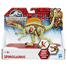 Buy Jurassic World Chomping Attack Spinosaurus Online at johnlewis.com