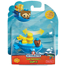 Buy Fisher-Price Octonauts Gup Speeder, Assorted Online at johnlewis.com