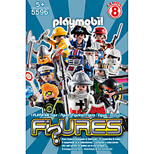 Buy Playmobil Blue Series 8 Figure, Assorted Online at johnlewis.com
