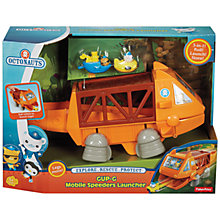 Buy Fisher-Price Octonauts Gup-G Mobile Speeders Launcher Online at johnlewis.com