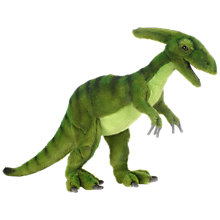 Buy Hansa Parasaurolophus Soft Toy Online at johnlewis.com