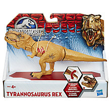 Buy Jurassic World Chomping Attack Tyrannosaurus Rex Online at johnlewis.com