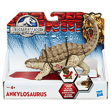 Buy Jurassic World Bashing Attack Ankylosaurus Online at johnlewis.com