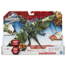 Buy Jurassic World Screeching Attack Dimorphodon Online at johnlewis.com
