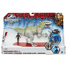 Buy Jurassic World Indominus Rex Vs. Gyro Sphere Online at johnlewis.com