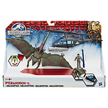 Buy Jurassic World Pteranadon Vs. Helicopter Online at johnlewis.com