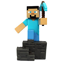Buy Minecraft Craftable Figures, Assorted Online at johnlewis.com