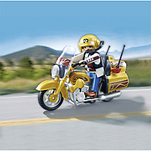 Buy Playmobil Sports & Action Road Cruiser Online at johnlewis.com