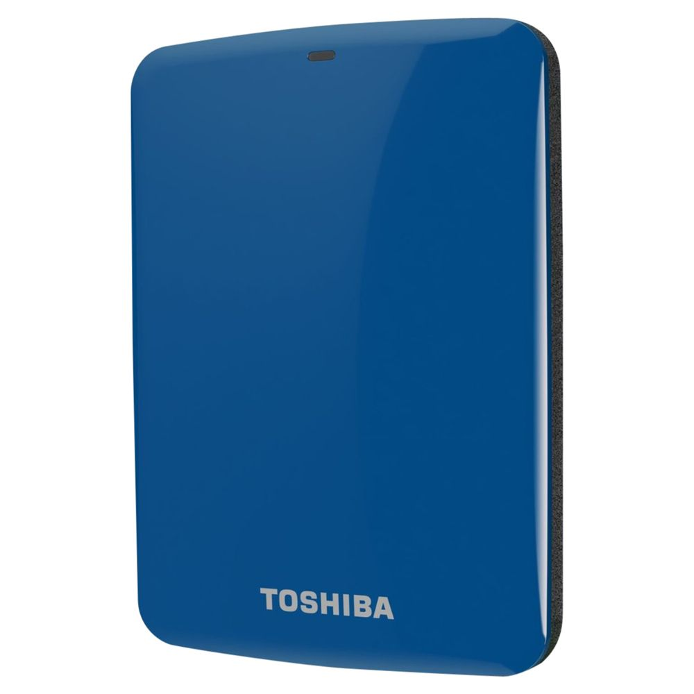 Toshiba Toshiba Canvio Connect II Portable Hard Drive, USB 3.0, 500GB