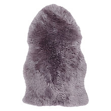 Buy John Lewis Single Sheepskin, Clover Online at johnlewis.com