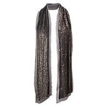 Buy East Sequin Scarf Online at johnlewis.com