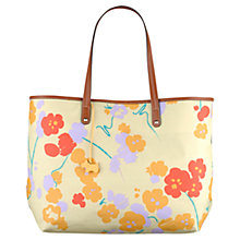 Buy Radley Butterfield Weekender Bag, Yellow Online at johnlewis.com