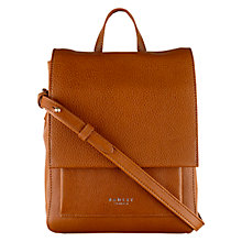 Buy Radley Broadway Market Across Body Bag, Tan Online at johnlewis.com