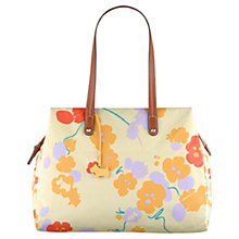Buy Radley Butterfield Shoulder Bag, Yellow Online at johnlewis.com