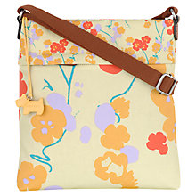 Buy Radley Butterfield Across Body Bag, Yellow Online at johnlewis.com