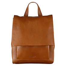 Buy Radley Broadway Market Leather Backpack Online at johnlewis.com