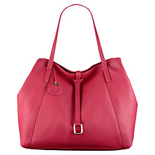 Buy Radley Borough Market Large Leather Tote Bag Online at johnlewis.com