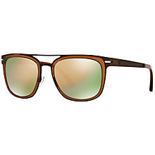Buy Emporio Armani EA2030 Square Sunglasses Online at johnlewis.com