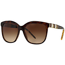 Buy Bvlgari BV8155 Square Sunglasses Online at johnlewis.com