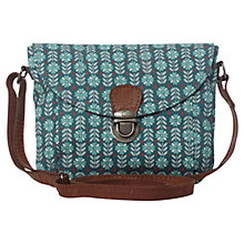 Buy White Stuff Fleur Canvas Cross Body Bag, Dragonfly Online at johnlewis.com