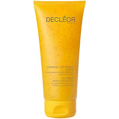 shop for Decléor 1000 Grain Body Exfoliator, 200ml at Shopo