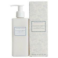Buy Crabtree & Evelyn Nantucket Briar Body Lotion, 200ml Online at johnlewis.com