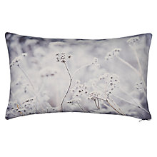 Buy John Lewis Icy Meadow Cushion Online at johnlewis.com