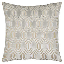 Buy John Lewis Firenze Cut Velvet Cushion Online at johnlewis.com