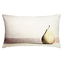 Buy John Lewis Pear Cushion Online at johnlewis.com