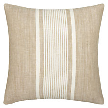 Buy John Lewis Brighton Stripe Cushion Online at johnlewis.com