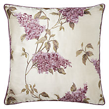 Buy John Lewis Sloane Wisteria Cushion Online at johnlewis.com