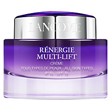 Buy Lancôme Rénergie Multi-Lift Day Créme Légère, 75ml Online at johnlewis.com