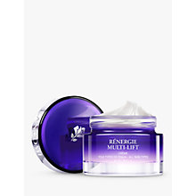 Buy Lancôme Rénergie Multi-Lift Creme SPF 15, 50ml Online at johnlewis.com