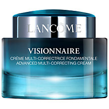 Buy Lancôme Visionnaire Advanced Multi-Correcting Cream, 75ml Online at johnlewis.com