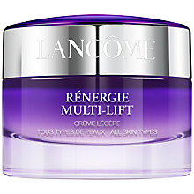 Buy Lancôme Rénergie Multi-Lift Créme Légère, 50ml Online at johnlewis.com