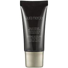 Buy Laura Mercier Silk Creme Moisturising Photo Edition Foundation Online at johnlewis.com