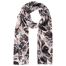 Buy Kaliko Watercolour Floral Scarf, Multi Online at johnlewis.com