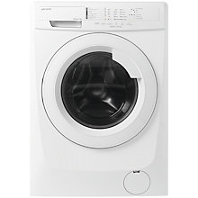 Buy John Lewis JLWM1206 Freestanding Washing Machine, 7kg Load, A+++ Energy Rating, 1200rpm Spin, White Online at johnlewis.com