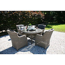 Buy 4 Seasons Outdoor Brighton 4-Seater Dining Set Online at johnlewis.com